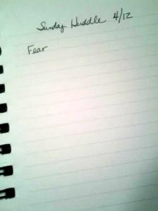 Fear Page 2